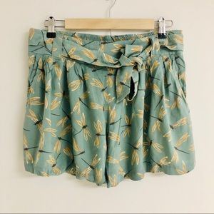 Daughters of Liberation ANTHRO Dragon Fly Shorts